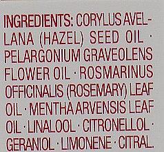 """Тонизирующее масло - Clarins Body Treatment Oil """"Tonic'"""" (пробник) — фото N4"""