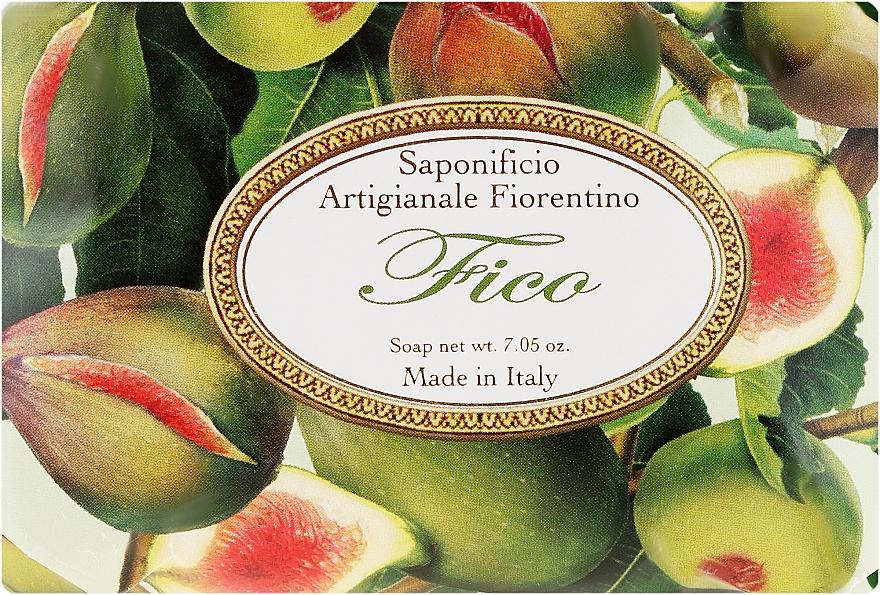 "Мыло туалетное ""Инжир"" - Saponificio Artigianale Fiorentino Figs"