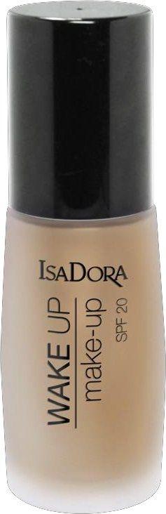 Тональная основа - IsaDora Wake Up Make-Up Foundation SPF 20 — фото N1