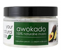 """Духи, Парфюмерия, косметика Масло для лица и тела """"Авокадо"""" - Your Natural Side Velvety Butters Avocado"""