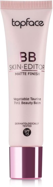 Тональный крем - TopFace BB Skin-Editor Matte Finish
