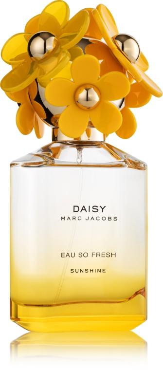 Marc Jacobs Daisy Eau So Fresh Sunshine 2019 - Туалетная вода