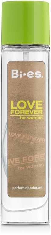 Bi-Es Love Forever Green - Парфюмированный дезодорант-спрей
