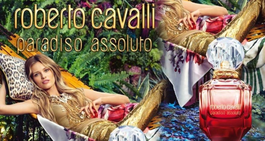 Roberto Cavalli Paradiso Assoluto - Парфюмированная вода (тестер без крышечки) — фото N2