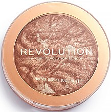 Духи, Парфюмерия, косметика Хайлайтер для лица - Makeup Revolution Highlight Reloaded