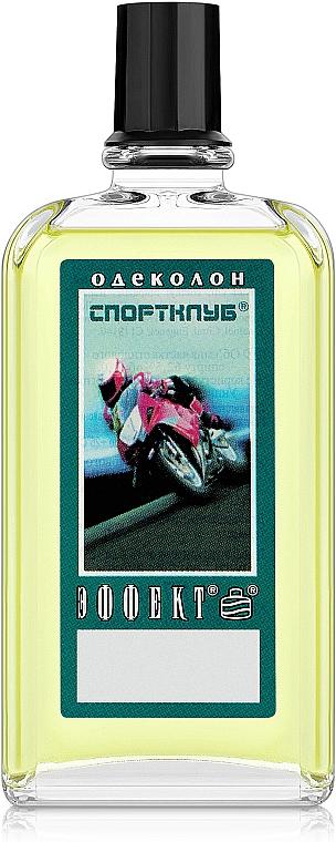 Эффект Спортклуб - Одеколон (тестер с крышечкой)