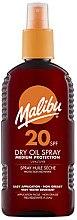Духи, Парфюмерия, косметика Сухое масло для загара - Malibu Dry Oil Spray Medium Protection Very Water Resistant SPF 20