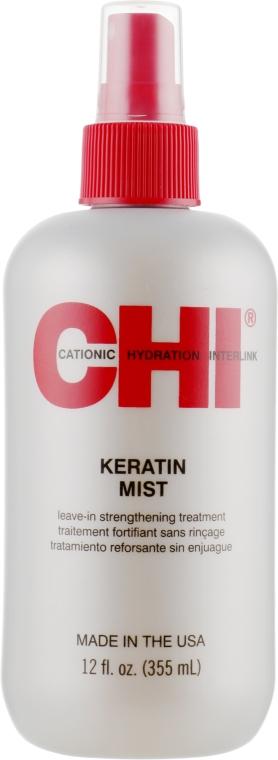 Укрепляющее средство, не требующее смывания - CHI Keratin Mist
