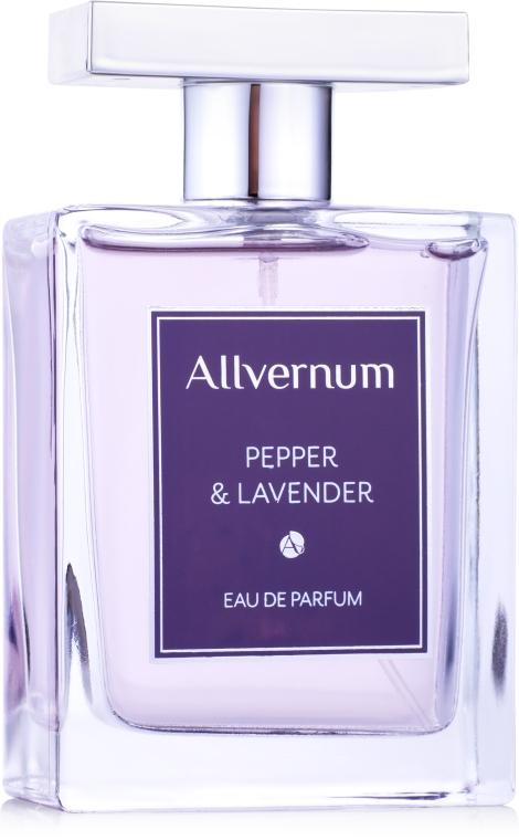 Allvernum Pepper & Lavender - Парфюмированная вода