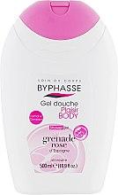 Духи, Парфюмерия, косметика Гель для душа - Byphasse Plaisir Shower Gel Pink Pomegranate