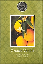 Духи, Парфюмерия, косметика Bridgewater Candle Company Orange Vanilla - Парфюмированное саше