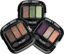 "Трехцветные тени для век ""Виртуозное трио"" - Faberlic Trio Eyeshadows — фото N1"