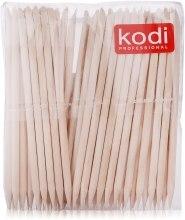 Духи, Парфюмерия, косметика Апельсиновые палочки для маникюра, 50шт. - Kodi Professional Orange sticks 10cm