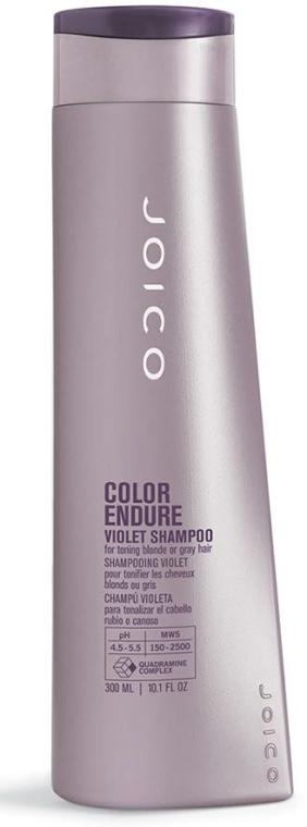 Шампунь фиолетовый для осветленных и седых волос - Joico Color Endure Violet Shampoo