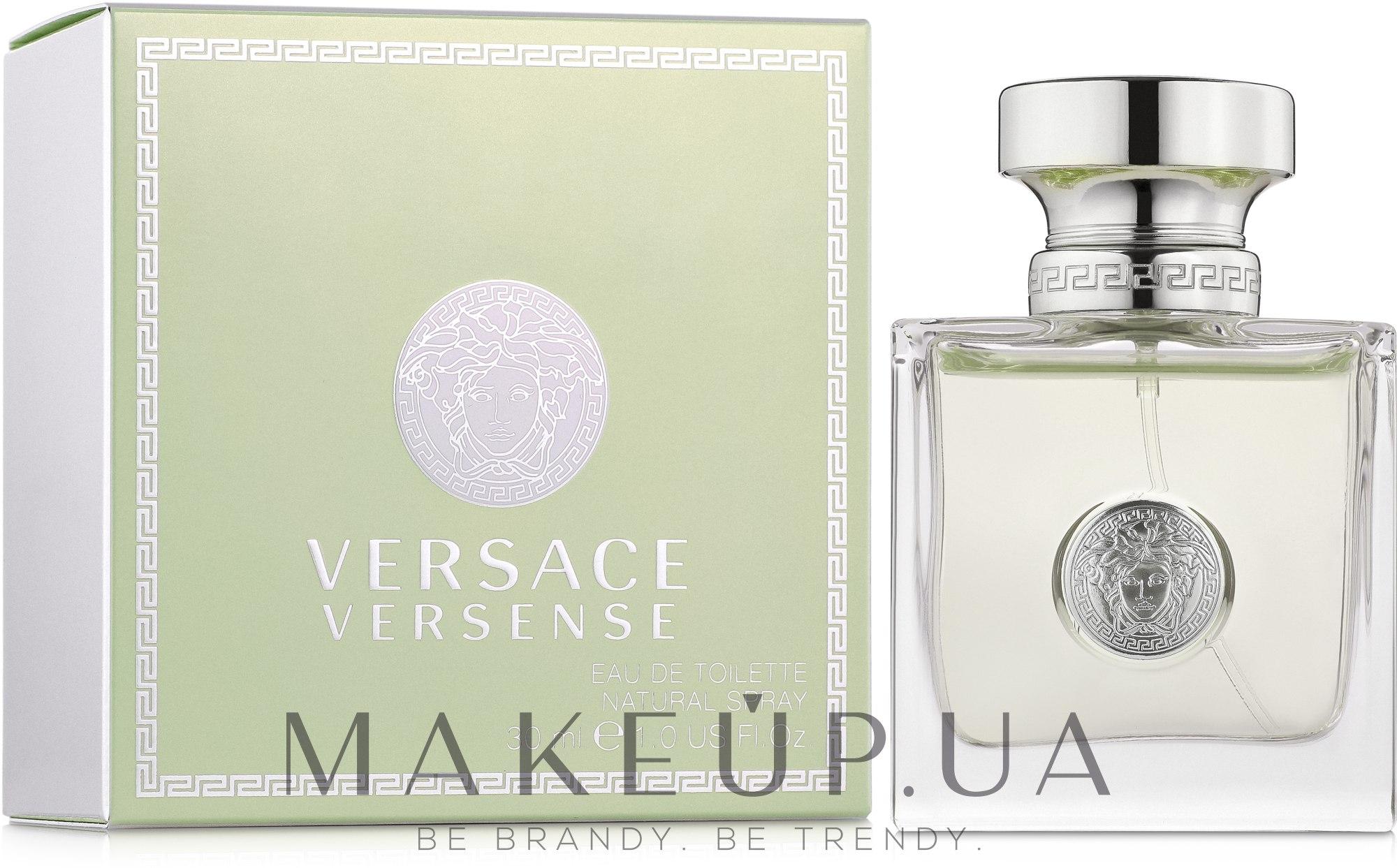Versace Versense - Туалетная вода — фото 30ml