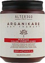 Духи, Парфюмерия, косметика Увлажняющий кондиционер для окрашенных волос - Alter Ego Arganikare Miracle Color Conditioner