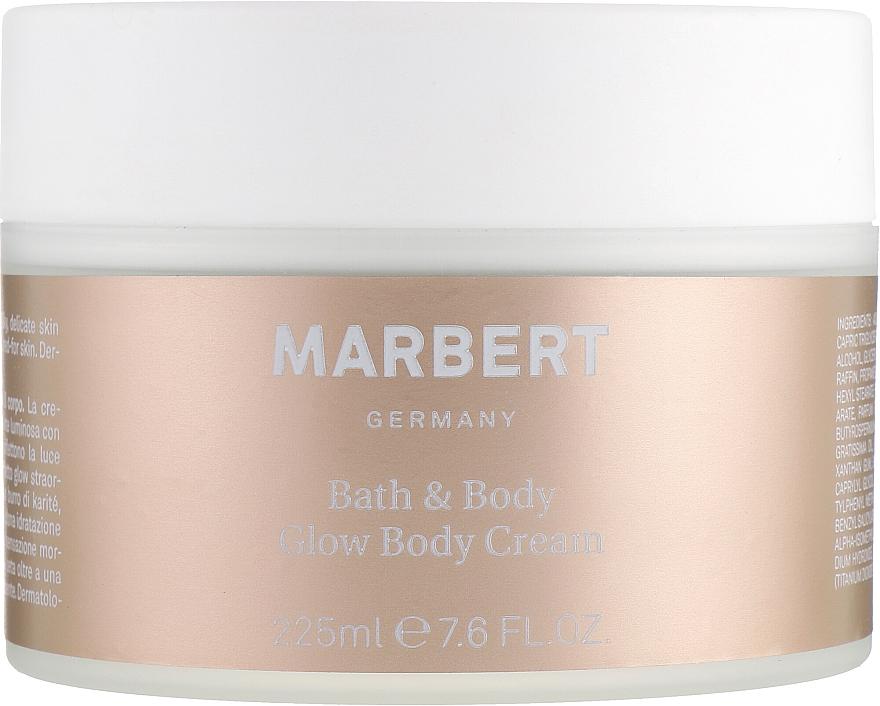 Крем для тела - Marbert Bath & Body Glow Body Cream