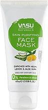 Духи, Парфюмерия, косметика Очищающая маска для лица - Vasu Naturals Purifying Face Mask