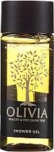 Парфумерія, косметика Гель для душу - Olivia Beauty & The Olive Tree Shower Gel (міні)