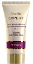 Духи, Парфюмерия, косметика Крем для лица, с моментальным осветляющим эффектом - Faberlic Expert Ultimate Brightening Cream