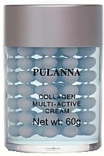 """Духи, Парфюмерия, косметика Крем для лица с коллагеном """"Мультиактивный"""" - Pulanna Collagen Multi-Active Cream"""