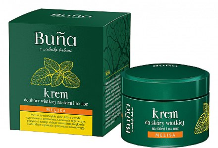 Крем для лица - Buna Melisa Face Cream