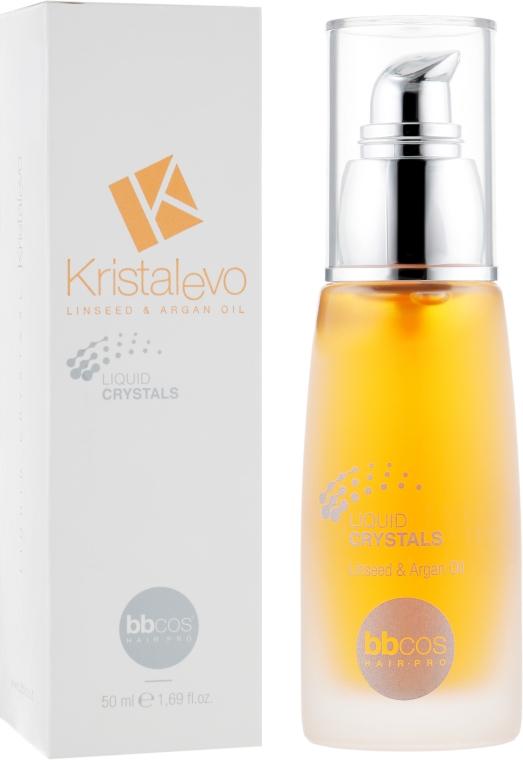 Жидкие кристаллы для волос - Bbcos Kristal Cristalli Liqudi