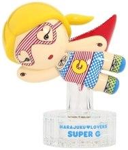 Духи, Парфюмерия, косметика Harajuku Lovers Super G - Туалетная вода (тестер без крышечки)