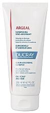 Духи, Парфюмерия, косметика Себоабсорбирующий шампунь для жирных волос - Ducray Argeal Sebum-Absorbing Shampoo