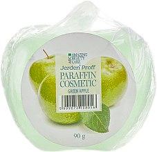 "Духи, Парфюмерия, косметика Парафин косметический ""Зеленое яблоко"" - Jerden Proff Paraffin Cosmetic Green Apple"