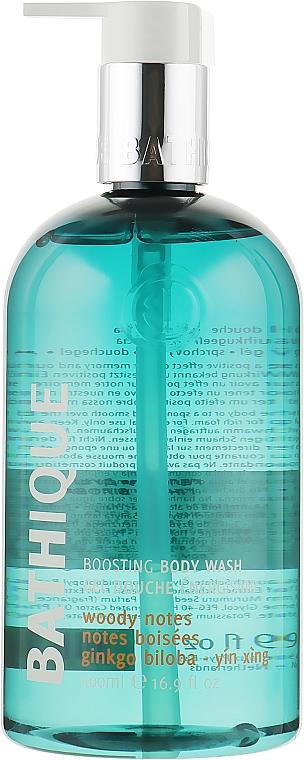 "Гель для душа ""Гинкго билоба"" - Mades Cosmetics Bathique Fashion body wash ginkgo biloba"
