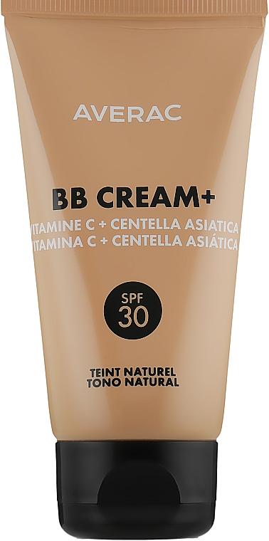 Солнцезащитный ВВ-крем для лица SPF30 - Averac BB Cream+ SPF30