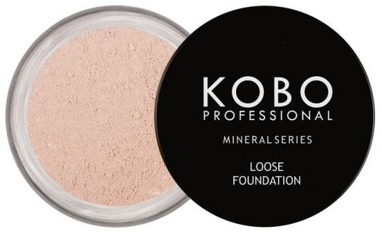 Минеральная рассыпчатая пудра - Kobo Professional Mineral Loose Foundation