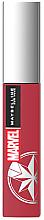 Матовая губная помада - Maybelline Super Stay Matte Ink Marvel — фото N5