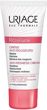 Крем против покраснений на лице - Uriage Roseliane Anti-Redness Cream