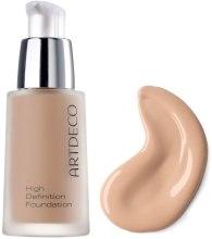 Духи, Парфюмерия, косметика Тональный крем для лица - Artdeco High Definition Foundation