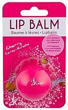 "Духи, Парфюмерия, косметика Бальзам для губ ""Вишня"" - Cosmetic 2K Lip Balm"