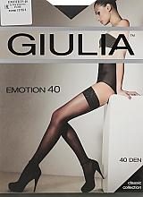 "Духи, Парфюмерия, косметика Чулки для женщин ""Emotion"" 40 Den, fumo - Giulia"