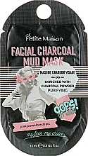 Духи, Парфюмерия, косметика Грязевая маска для лица с древесным углем - Petite Maison Facial Charcoal Mud Mask
