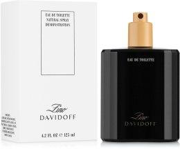 Davidoff Zino Davidoff - Туалетная вода (тестер без крышки) — фото N2