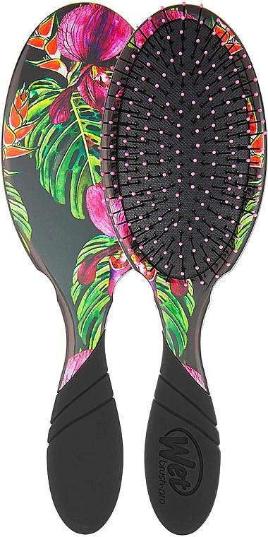 Расческа для волос - Wet Brush Pro Detangler Neon Night Tropics