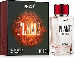 Духи, Парфюмерия, косметика Unice Flame For Her - Парфюмированая вода