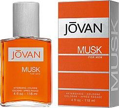 Духи, Парфюмерия, косметика Jovan Musk For Men - Лосьон после бритья