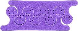 Духи, Парфюмерия, косметика Сепаратор для педикюра, ПС780, фиолетовый - Rapira