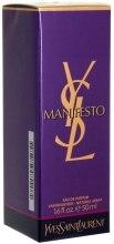 Yves Saint Laurent Manifesto - Парфюмированная вода — фото N3