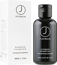 Духи, Парфюмерия, косметика Увлажняющий шампунь для волос - J Beverly Hills Platinum Hydrate Shampoo