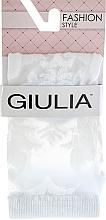 "Духи, Парфюмерия, косметика Носки ""WS2 Cristal 043"", white - Giulia"