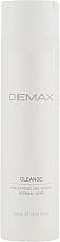 Духи, Парфюмерия, косметика Гель-тоник для всех типов кожи с гиалуроновой кислотой - Demax Gel Tonic For Normal Skin