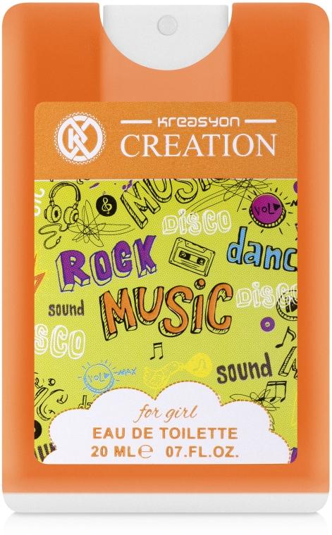 Kreasyon Creation Rock Music - Туалетная вода