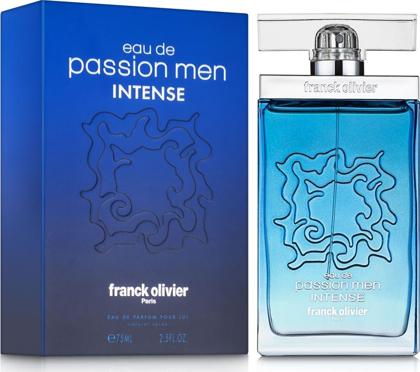 Franck Olivier Eau De Passion Intense - Парфюмированная вода
